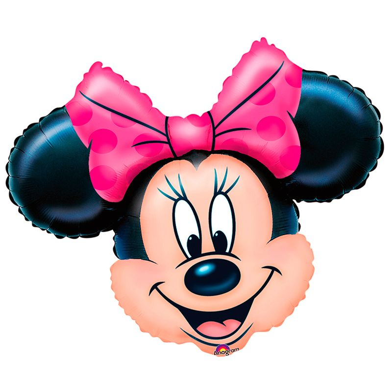 Минни Маус Голова / Minnie Mouse Head A30