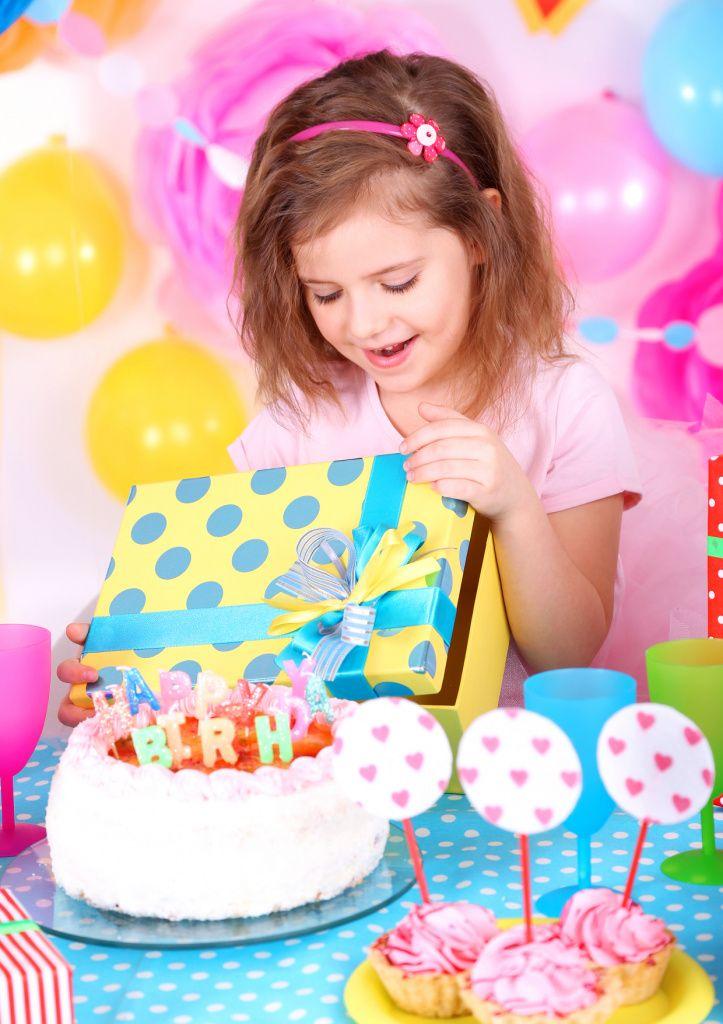 идея оформления детского дня рождения
