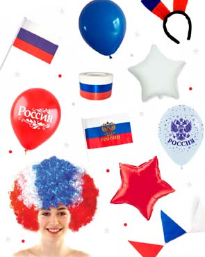день россии украшения